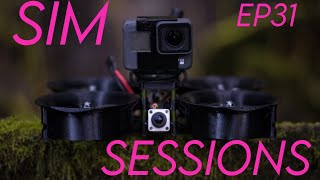Drone Sim Sessions EP31 - Racing DRL 2020 Tryout Map