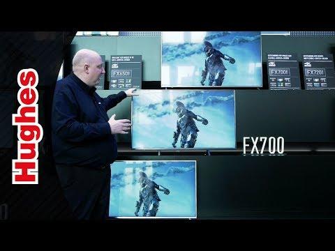 Panasonic FX700 Review - 2018 TV Range