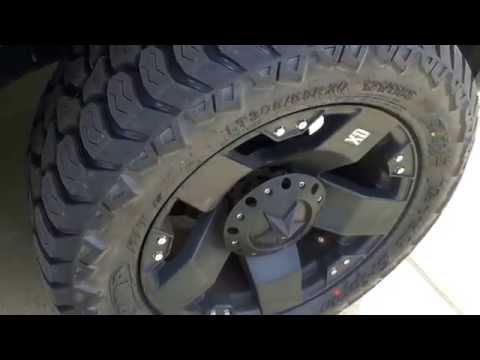AMP All-terrain Gripper Tire Review