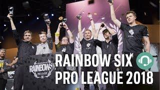 RAINBOW SIX Pro League en RIO DE JANEIRO: Así vivimos las finales
