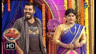 Sudigaali Sudheer Performance | Extra Jabardasth | 19th October 2018 | ETV Telugu
