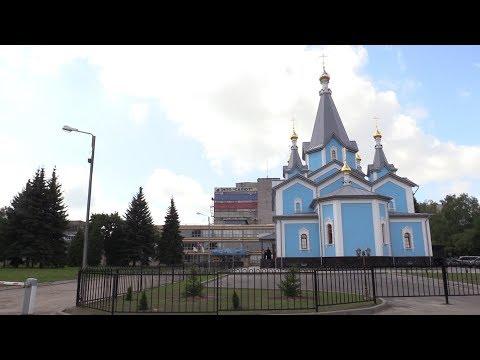 Храм на юго-западе москвы