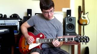 Holy Is The Lord (Chris Tomlin) - Lead Electric Guitar Tutorial