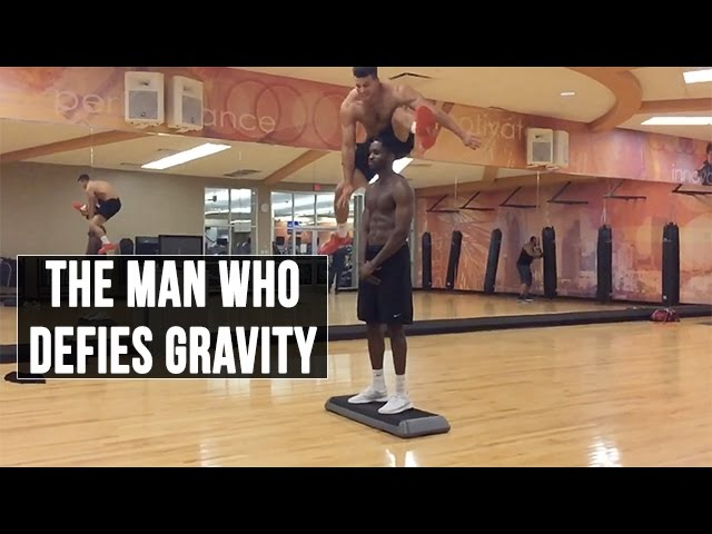 5'10 Highest Jumper In The World   Jump Compilation   The Lost Breed