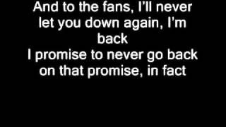Eminem-Im not affraid + lyrics !