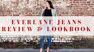 How To Style Jeans 20 Ways + Everlane Jeans Review