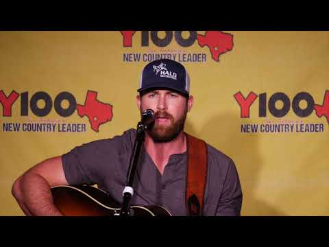 "Riley Green ""If It Wasn't For Trucks"" acoustic Live at Y100 August 16, 2018"