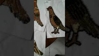 62 Gambar Burung Hantu Kolase Dari Biji Bijian HD Terbaik
