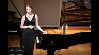 Video: O. Gibbons - Pavan 'Lord Salisbury;' Magdalena Baczewska, piano