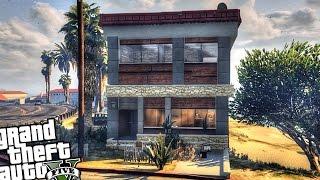 Medium American House - GTA 5 PC MOD