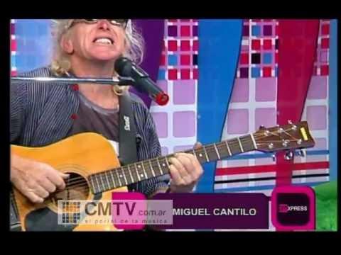 Miguel Cantilo video Soledad - Acústico 2012