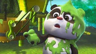 Кротик и Панда -Вкус облаков  - серия 35- развивающий мультфильм для детей