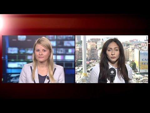 Ουκρανία: Αντιδράσεις μετά την παραίτηση Γιατσένιουκ