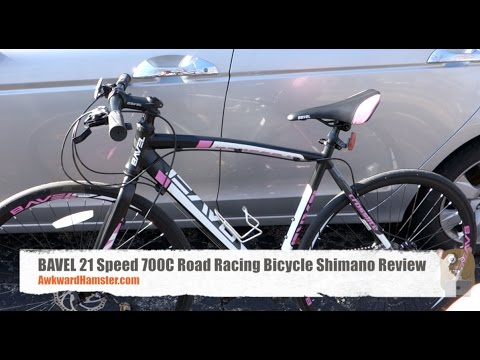 BAVEL 21 Speed 700C Road Racing Bicycle Shimano Review