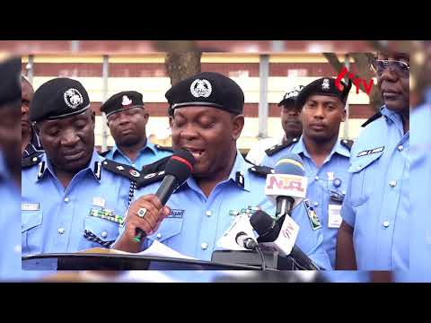 LIB TV: Watch video of the Lagos state police commissioner speaking on Burna Boy's involvement in the robbery attack carried on Mr 2kay at Eko Hotel