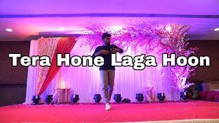 Tera Hone Laga Hoon - Ajab Prem Ki Gazab Kahani | Freestyle Performance by DK