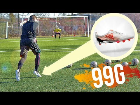 THE WORLD'S LIGHTEST FOOTBALL BOOT! Review by freekickerz