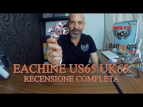 EACHINE US65 UN PICCOLO DRONE MA TANTA EMOZIONE