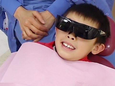 Dental Care for children with Autism - video glasses - Boston Children's Hospital