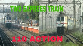 Teaser of two exprees trains at asoati by aryan sharma