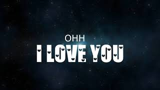 Ric Hasssani Ft C C Johnson   I LOVE YOU Lyrical Video HD