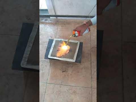 Signature Insulation Fire Blanket