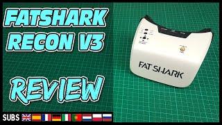 Fatshark Recon V3 - FPV Goggles Review