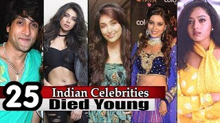 Indian Celebrities Died Young - 25 Bollywood Actors and Actresses Who Died At Young Age - Download this Video in MP3, M4A, WEBM, MP4, 3GP