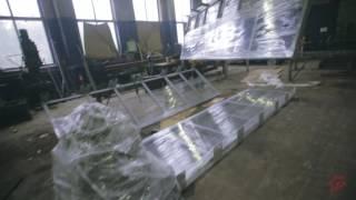 Металлопроизводство строительных конструкций - ГлэДис Металл