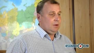 Начальник подземного рудника Гайского ГОКа Андрей Харьков