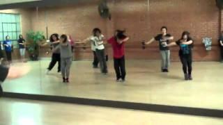 S&M Rihanna Hip Hop - Sara VonGillern choreography