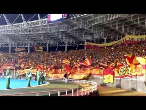 """Deportivo Pereira vs América- lobo sur cánticos"" Barra: Lobo Sur • Club: Pereira"