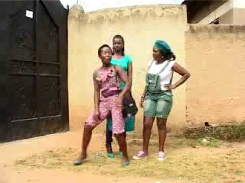 Borrow borrow never fits....  Kansiime Anne.