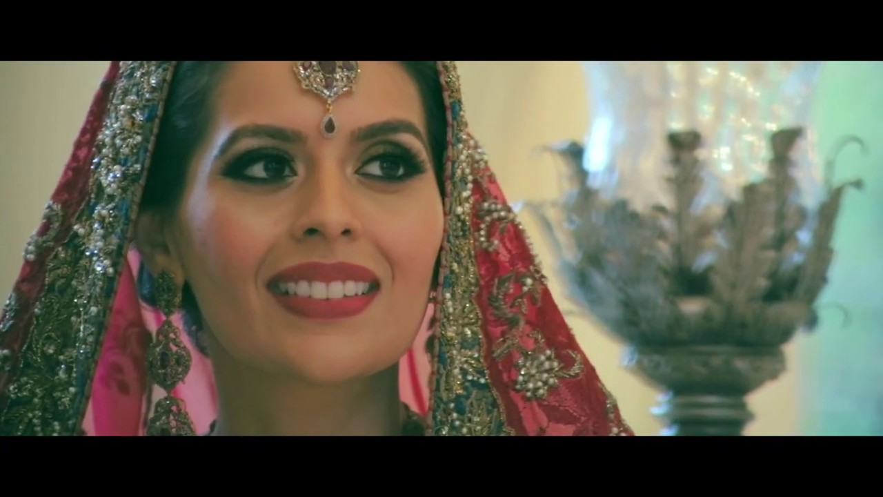 Beautiful Couple from NC Naureen & Rehman