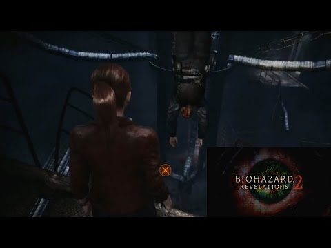 Resident Evil Revelations 2 : gameplay au TGS 2014