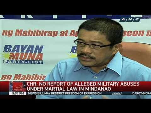 AFP: Martial law prevented spread of terrorism in Mindanao