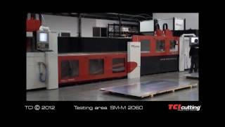 TCI Cutting SM-M waterjet
