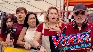 [Chamada] Vikki RPM   Episódio 56 | Nickelodeon Brasil (041217)