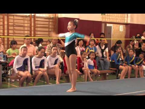 HD全港小學體操邀請賽 女子自由體操 (14)