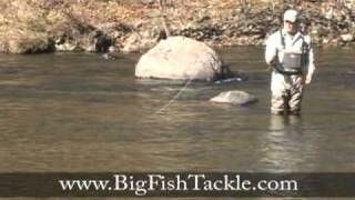 How to fish a nymph for beginner fly fisherman