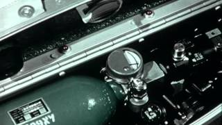 F-0634 F-102A Pilot Emergency Escape