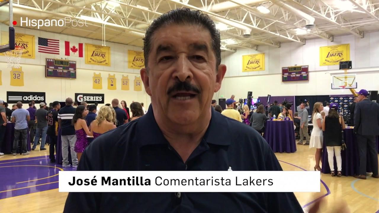 Aficionados de Los Lakers no le pierden la fe al equipo
