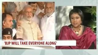 When Amit Shah exposed Barkha Dutt on her face
