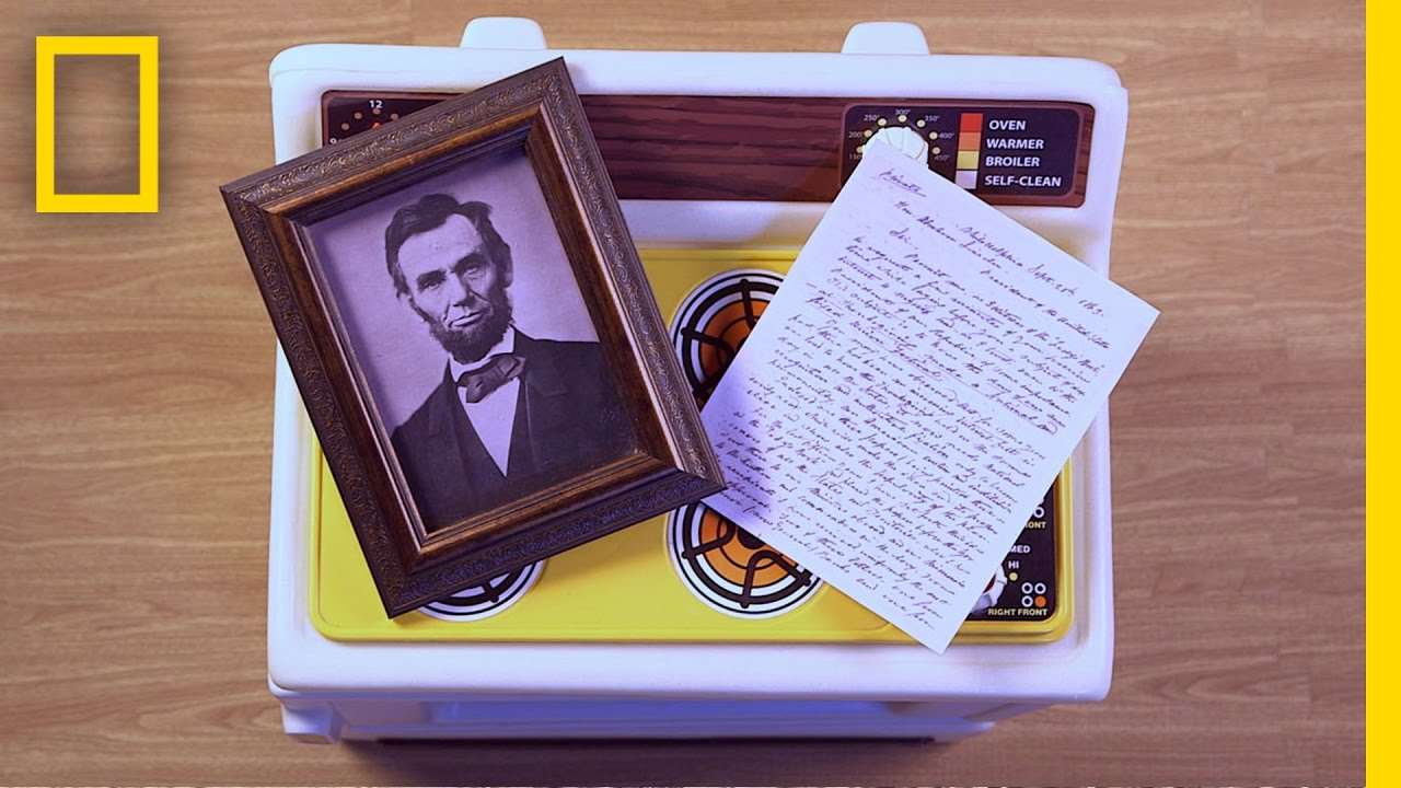 """How Are Thanksgiving, """"Mary Had a Little Lamb,"""" and Abraham Lincoln Related?   National Geographic thumbnail"""