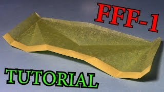 Tutorial very stable 8 paper airplane - Thủ thuật máy tính