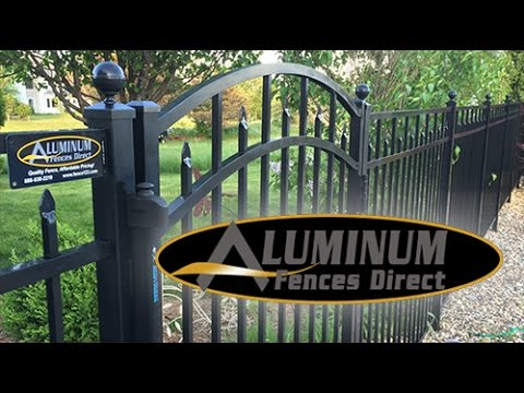 Aluminum Fences - Pool Fencing Aluminum Fence