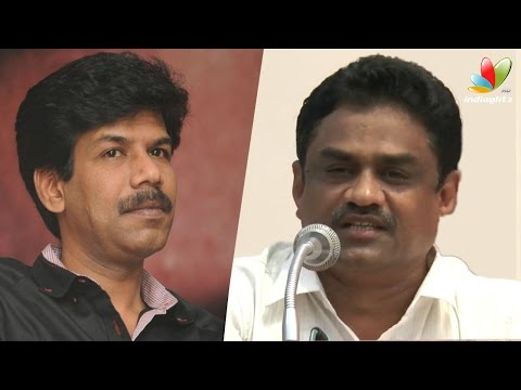 First-respect-Bharathiraja-then-can-make-movies-Seeman-and-Writer-Speech-Kutra-Parambarai