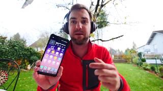 Schicke Bluetooth Kopfhörer für nur 99 Euro | Panasonic RP-HTX80BE Test & Unboxing