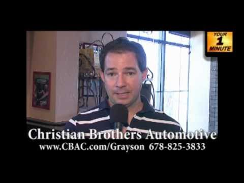Christian Brothers Automotive - Grayson video