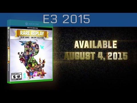 Видео № 1 из игры Rare Replay (Б/У) [Xbox One]